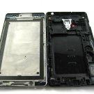 Replace Cover Housing Gehäuse for LG Optimus L7 II 2 P710~Black 03294-MLCHP710nnnnnB