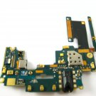 Replace Flex CableHeadphone Audio Jack Power Volume for HTC One M7 03552-MAFCOneESnnnnn