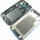 Replacement Cover Housing for Samsung Galaxy Core Duos GT-i8262~Blue 03400-MSCHi8262nnnnnL