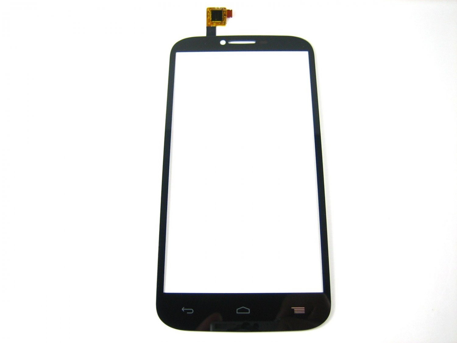 Touch Screen Digitizer Glass Repair Parts for Alcatel OneTouch Pop C9~Black 04037-MnTSPopC9nnnnB