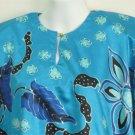 Baju Kedah - Biru