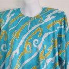 Baju Kedah - Biru Tua