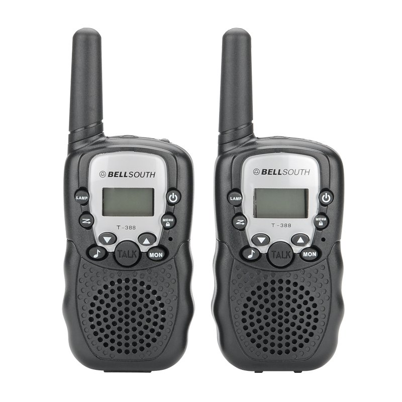 Walkie Talkie 5 To 8KM Range, 22 USA Channels, 8 Europe Channels, Flash Light, Keypad Lock
