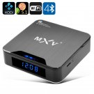 Android 5.1 TV Box - Wi-Fi, Bluetooth 4.0, H.265 Decoding, HDMI 2.0, KODI Support