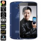 AGM X1 Rugged Smartphone - IP68, Octa-Core, 5400mAh, 4GB RAM, OTG, Quick Charge, 64GB Memory