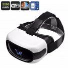 3D Android VR Glasses - 5 Inch HD Display, 3D Support, Quad-Core, Wi-Fi, 32GB, Google Play, OTG