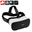 Android 3D Enabled Virtual Reality Glasses - 5.5 Inch FHD, 1080p, Octa-Core, Google Play, Wi-Fi