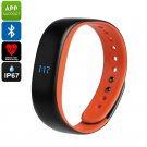 Lenovo HW02 Fitness Tracker Bracelet - Heart Rate Monitor, Pedometer, Calorie, Bluetooth, App, IP67