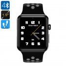 DM09 Plus Smart Watch Phone 1 IMEI, Pedometer, Calls, SMS, Social Media Notifications, Bluetooth 4.0