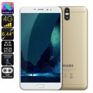 Uhans Max 2 Android 7 Phone - Octa-Core, 4GB RAM, 6.44-Inch Display, 1080p, 4300mAh, 13MP Dual-Cam