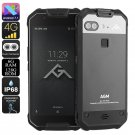 AGM X2 Rugged Android Phone - Android 7.1, Octa-Core, 6GB RAM, 128GB ROM, 5.5-Inch FHD, IP68, 4G
