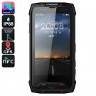 Conquest S11 Rugged Phone - IP68, Android 7.0, Octa Core, 6GB RAM, 5 HD, NFC, OTG, GPS, Fingerprint