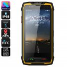 Conquest S11 Rugged Smart Phone - IP68, Android 7.0, Octa Core, 64GB ROM, GPS, Fingerprint