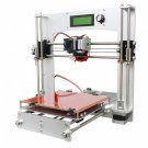 Geeetech® Aluminum Prusa I3 3D Printer DIY Kit Support 5 Filament 1.75mm  0.35mm