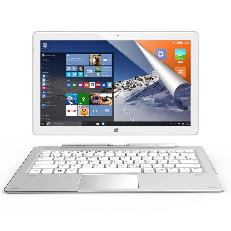"ALLDOCUBE iwork10 Pro 10.1"" IPS Screen Intel Atom X5 Z8350 Win10 Android 5.1 Dual Boot Quad Core"