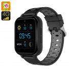 Finow Q1 Pro Android Smart Watch - 4G, 1.54 Inch Touch Screen, Pedometer, Heartrate Sensor, 2MP