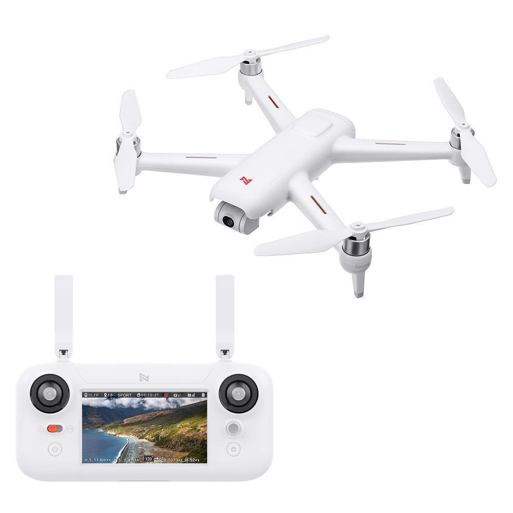 Xiaomi FIMI A3 5.8G 1KM FPV With 2-axis Gimbal 1080P Camera GPS RC Drone Quadcopter RTF - 5.8G FPV