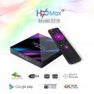 H96 MAX RK3318 4GB RAM 64GB ROM 5G WIFI bluetooth 4.0 Android 9.0 4K VP9 H.265 TV Box