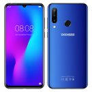 "Doogee N20 4G Smartphone 6.3"" Waterdrop 4GB+64GB Octa Core 16MP Triple Rear Cameras 4350mAh 10w"