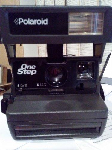 Vintage Polaroid One Stop Camera. NO FILM. Camera only.