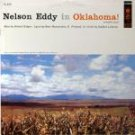 nelson eddy in oklahoma record lp 1956