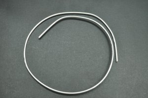 "9999 Pure Silver Wire - 20"" 10 Gauge"