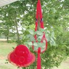 RED HAT SOCIETY MACRAME PLANT HANGER