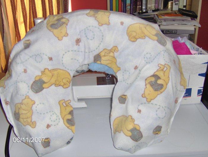 Winnie the Pooh & Honey Pot Boppy/Support Pillow