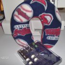 Cleveland Indians Support/Boppy-Large Pillow