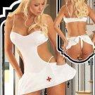 White Nurse Costume