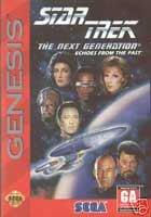 tar Trek: Next Generation/Sega Genesis/Complete/Poster