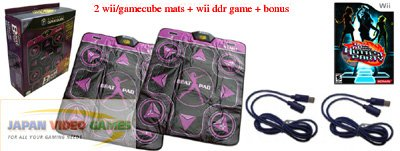 DDR Hottest Party Game WII +2 DDR