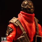Bandit Shawl (Crimson)