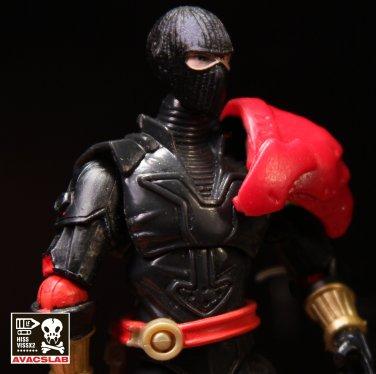 Shoulder Armor (Red)
