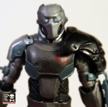 Shoulder Armor (Black)