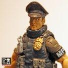 Officer V Cap (Dark Grey)