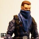 Bandit Shawl (Blue)