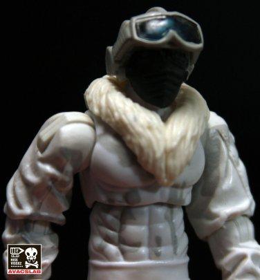 Snow collar