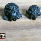 Armor Adornments Pair I  (Black)