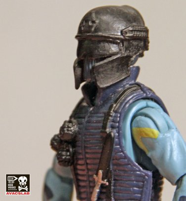 Resurgence Helmet I (Bucky)