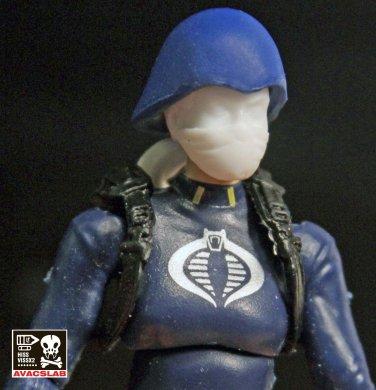 Femme Trooper Masked & Helmet