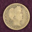 1908-O Barber Quarter G04