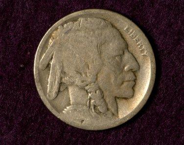 1917-D Buffalo Nickel G04