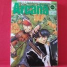 Arcana #9 Transformation and Personification Manga Anthology Japanese