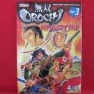 Warriors Orochi Battle Royal #3 Manga Anthology Japanese