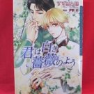 You Are Like A White Rose Kimi wa Shiroki Baranoyou YAOI Manga Japanese / Shino Suzuhara