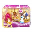 Disney Princess Favorite Moments Fairytale Scenes Belle Playset by Mattel