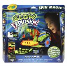 Crayola Glow Explosion Spin Magic by Crayola