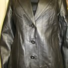 GENUINE LEATHER JACET