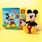Licensed Sound Books & Plush  - MICKEY'S CLUBHOUSE